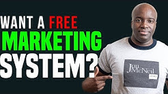Free Sales Funnel - Get Your Done for You Marketing System