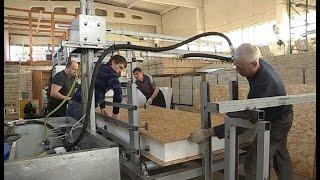 видео Бизнес на производстве СИП панелей