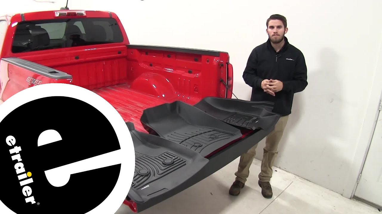 Etrailer Best 2019 Gmc Canyon Floor Mat Options Youtube