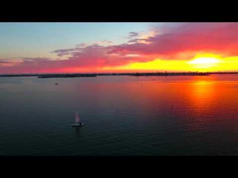 Pacific Beach, San Diego, California - 4K Flight of the Week