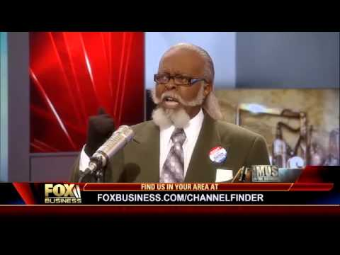 Jimmy McMillan interview on Imus In The Morning (Part 2 of 2)