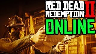 NEW GAME MODES \\ RED DEAD REDEMPTION 2 ONLINE