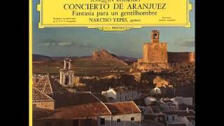 Cover images Joaquín Rodrigo, Narciso Yepes : Concierto de Aranjuez - Adagio