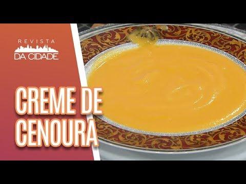 Creme De Cenoura - Revista Da Cidade (04/06/18)