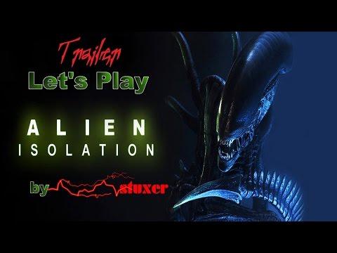 ALIEN ISOLATION Trailer -  Let