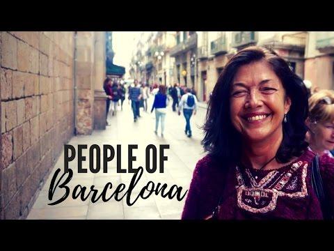 People of Barcelona