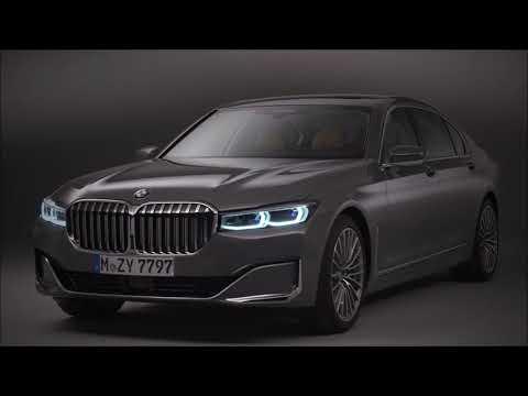 BMW 7 Series 2020 INTERIOR