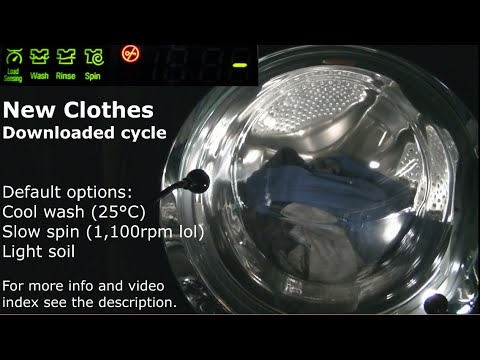 LG New Clothes Cycle - NFC download