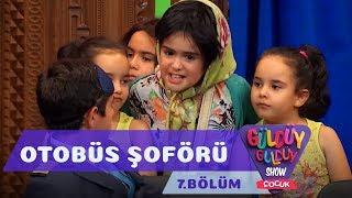 Güldüy Güldüy Show Çocuk 7.Bölüm - Pilot ile Otobüs Şoförü