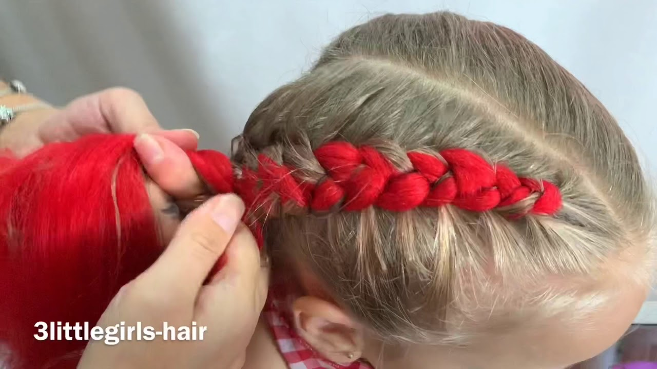 Dutch Braids With Extensions X Youtube