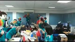 HARLEM SHAKE from MEGA ZIP for WORLD CUP 2018 !