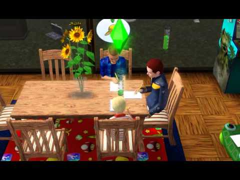 The Sims   Skills List  Information  and Tips Leviathyn The Sims   daycare teaching to talk