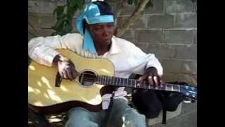 "Botswana Music Guitar - Ronnie - ""Autumn tune - ""O Ithwele""."