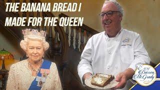 I always had Banana Bread in the fridge at the palace for emergencies #bananabread