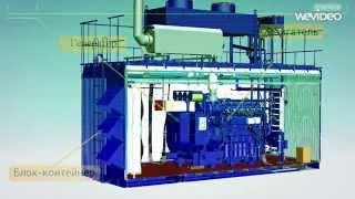 видео Газопоршневые электростанции (ГПУ) MWM купить в Екатеринбурге