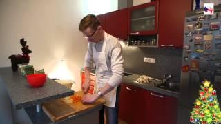 Running Cheff Рождественский Чешский Карп видео рецепт