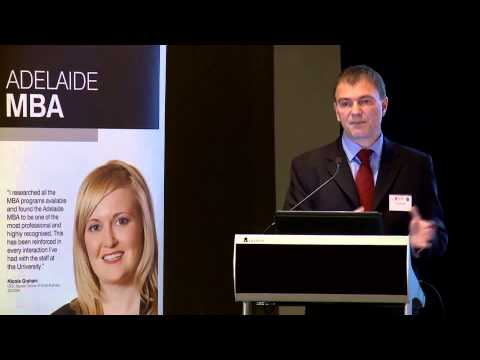 Marketing as the Centre of Corporate Gravity - Presented by David Redhill