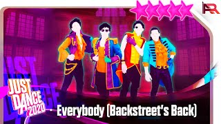 Just Dance 2020: Everybody (Backstreet's Back) by Millennium Alert - 5 Stars Gameplay