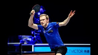 2020 World Championship of Ping Pong Final