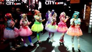 SHEY×2 Beauty City Tokyo @ Tel Aviv, Israel Street Performance 2014.07.03.