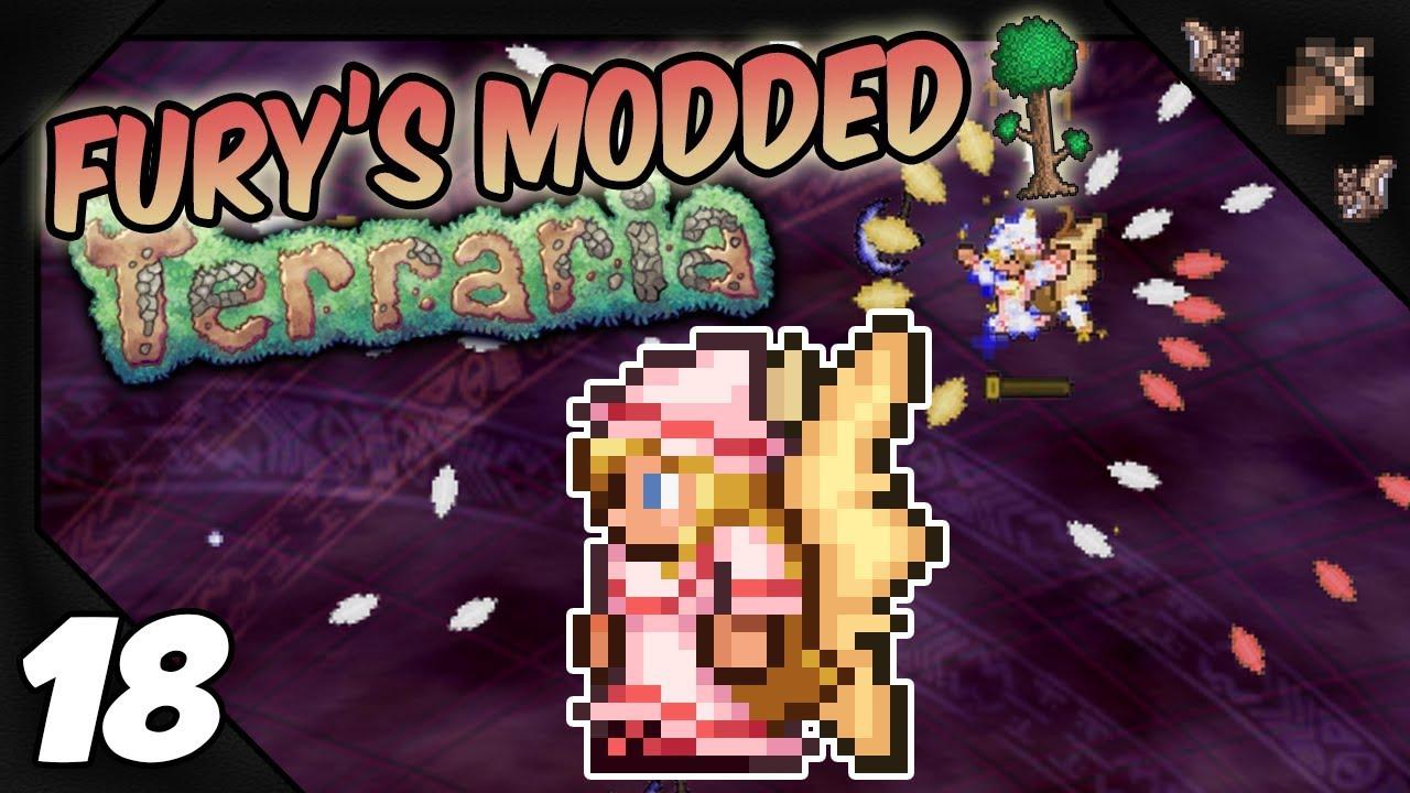 Lily White | Fury's Modded Terraria s2e18