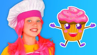 The Muffin Man | Nursery Rhymes for children | Baby Kids Song TV