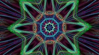 The Splendor Of Color Kaleidoscope Video V1.1 1080p