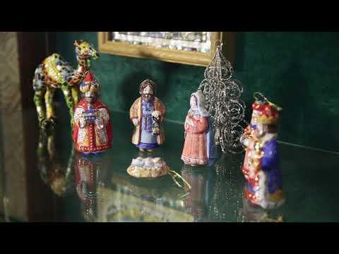 Рождественское поздравление митрополита Тобольского и Тюменского Димитрия