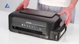 обзор принтера Epson M105