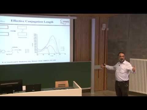 Organic semiconductors - part 1