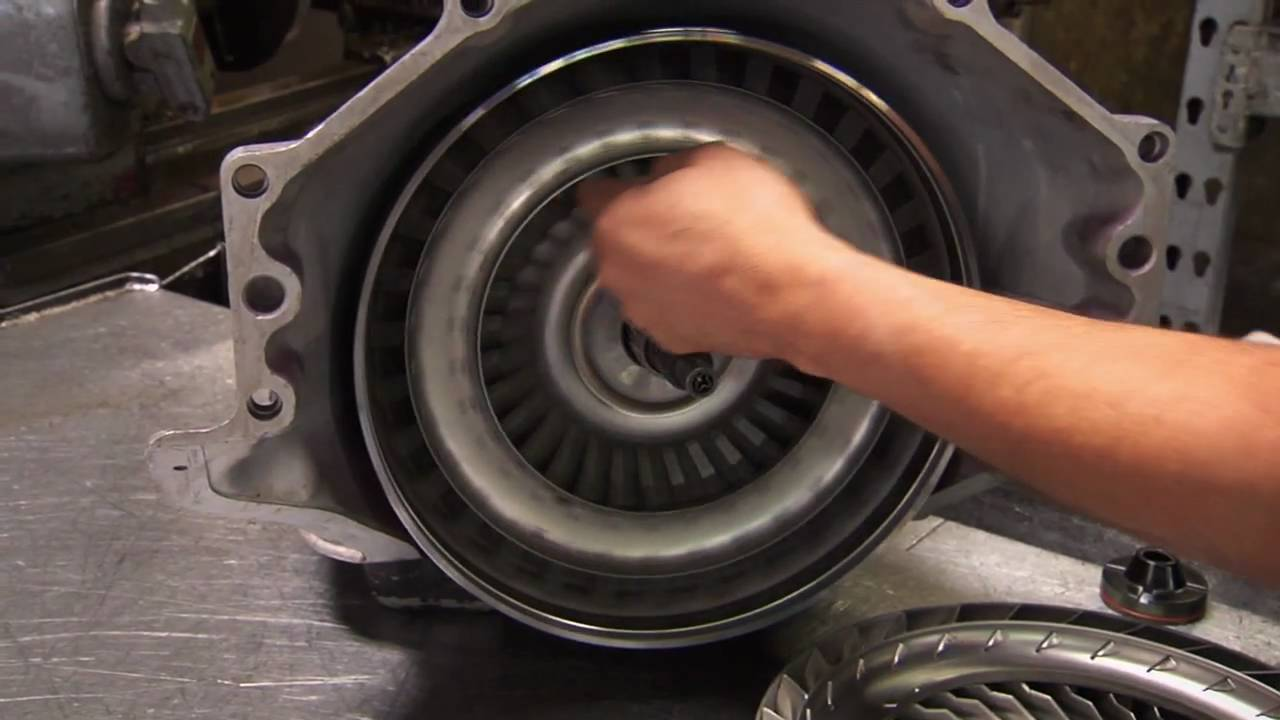 Certified Transmission How To Torque Converter Youtube