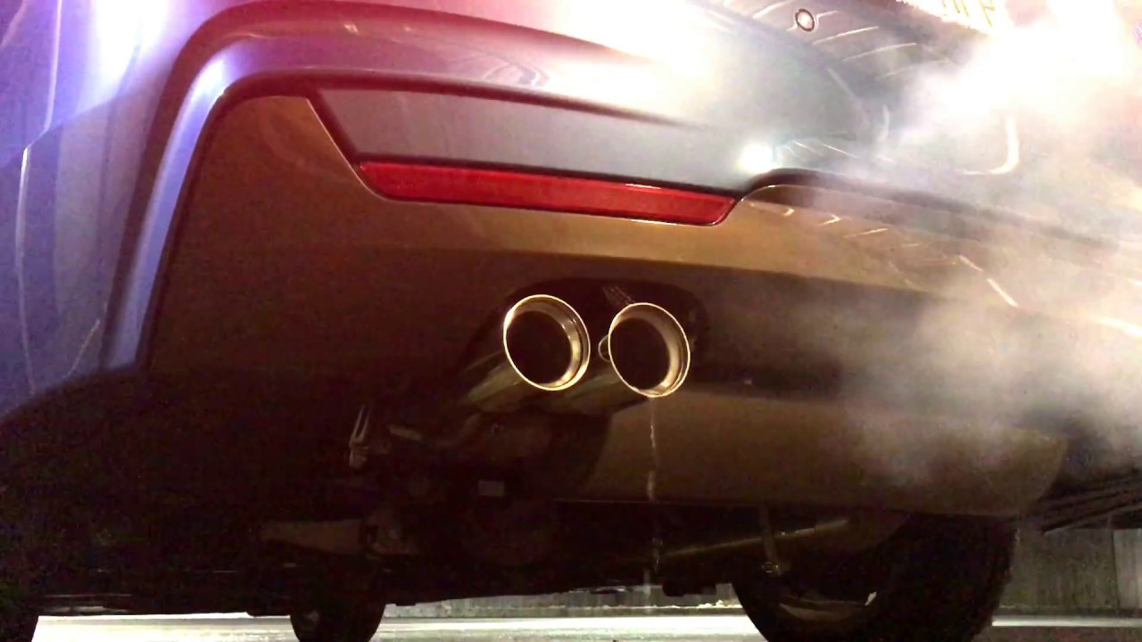 B48       Not a good sounding engine    - BMW 3-Series and 4