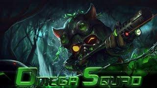 League of Legends: Omega Squad Teemo (Skin Spotlight)