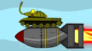 Часть истории Мультики про танки
