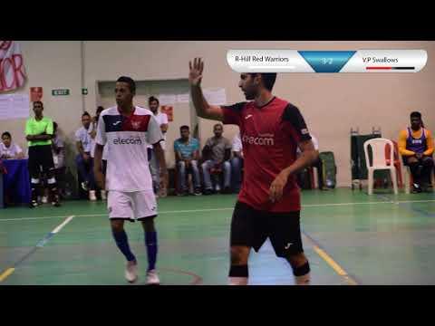 Telecom Futsal Cup 2017 : Demi-finale 1