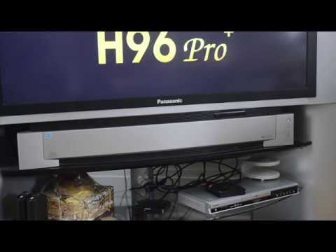 h96 pro plus how to use