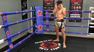 Học Muay Thai tại nhà - Bài 3: Các đòn cùi chỏ cơ bản