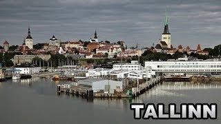 ЭСТОНИЯ - Таллин - Билет в Ригу