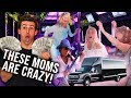 I PARTIED WITH MY MOMS FRIENDS! (PARTY BUS GONE CRAZY!)