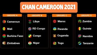 AFCON chan 2021 all you need to know