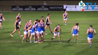 Round 3 Highlights vs Casey Scoprions