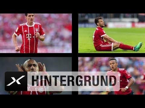 Die Streichliste des FC Bayern: Diese Spieler könnten gehen | FC Bayern München | Bundesliga | SPOX
