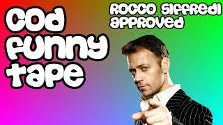 COD FunnyTape - Rocco Siffredi Approved