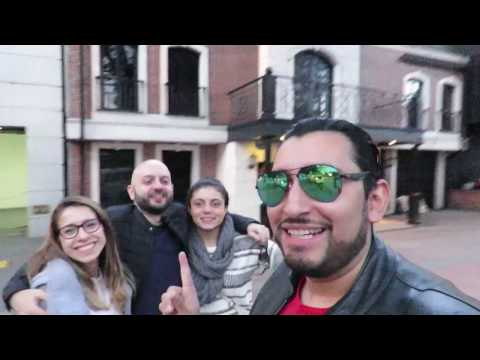 Brazilian friends visting Bogota!