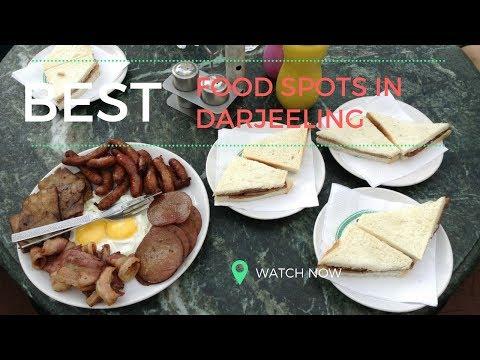 What to eat in Darjeeling   through the lanes of Darjeeling Vlog Part 2