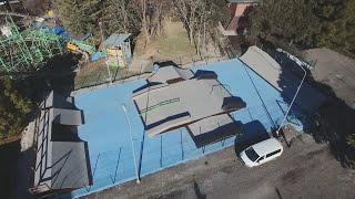 Скейт парк XSA Ramps | Лазаревское(В ноябре 2016 года команда XSA ramps поставила скейт парк высочайшего уровня в Лазаревский район города Сочи...., 2016-11-25T12:34:20.000Z)