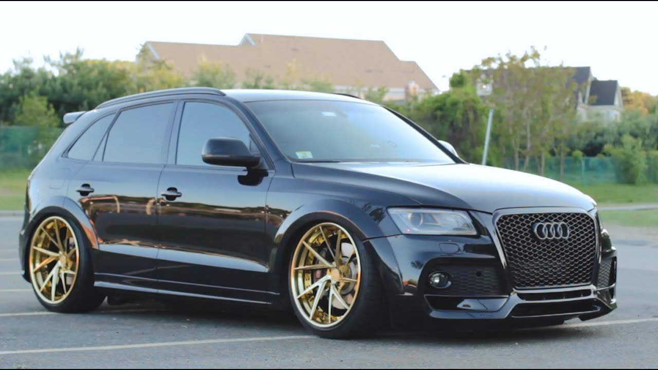 Gold And Groceries Audi Sq5 Review Youtube