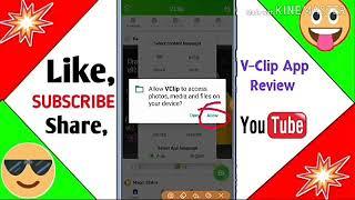 Vclip se paise Kaise kamaye || vuclip new earning app || vclip unlimited earning trick