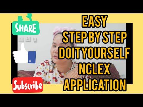 DIY NCLEX APPLICATION| EASY STEP BY STEP| NMI SAIPAN|