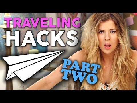 Top 7 Travel Hacks For An Unforgettable Trip